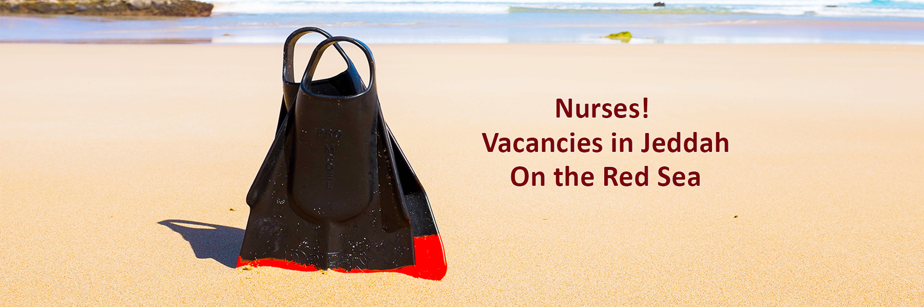 Nurses, live and work at the gateway to the Red Sea – Jeddah